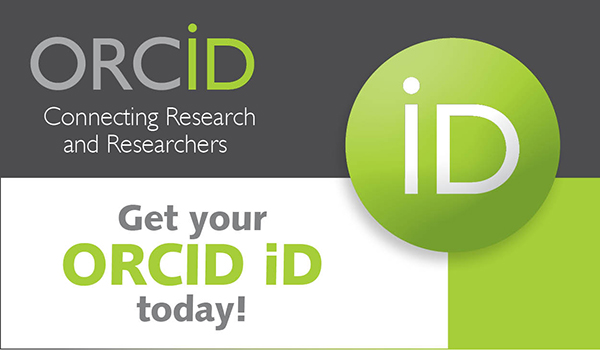 Get your ORCID iD today!