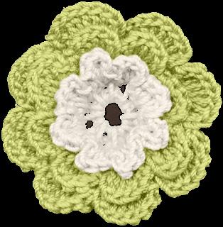 Flores del Clipart de Bebitas.