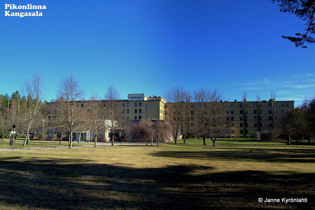 Pikonlinnan Sairaala