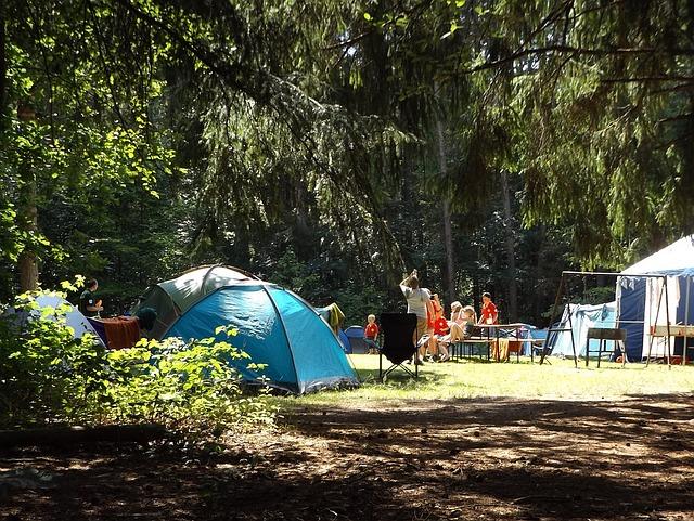 Camping en Savoie