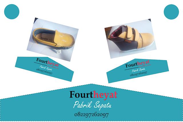 Pabrik Pembuatan Grosir Sepatu Anak Pria Wanita