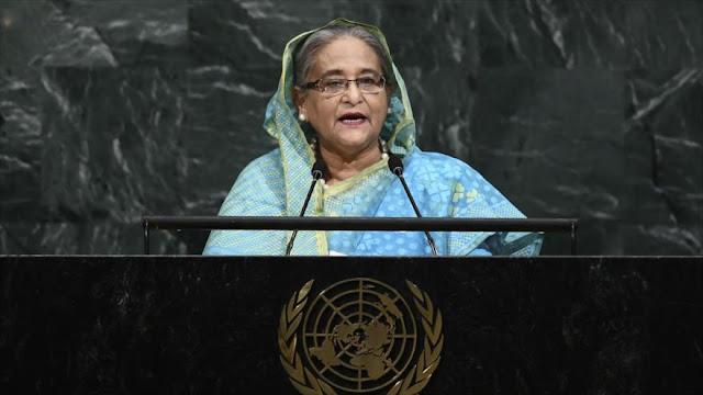 Bangladés pide zonas seguras supervisadas por la ONU en Myanmar