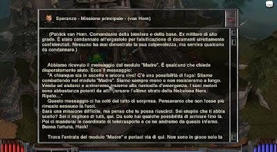 Space Hack   Dialogo tradotto in italiano