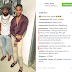 Noble Igwe replies fan who said his picture with Denola Grey gave a gay vibe