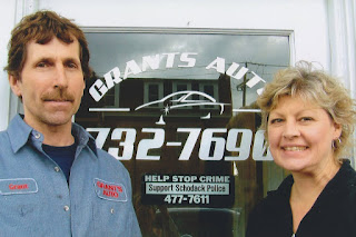 Open for Business ~ Grant's Auto