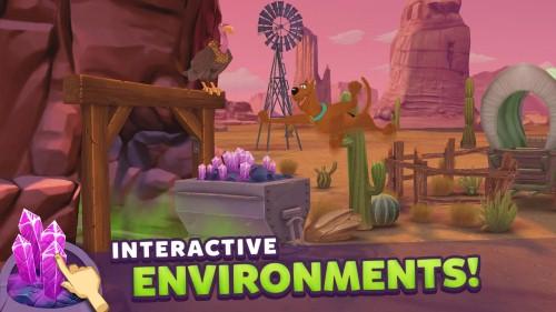 Interactive Environment