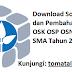 Soal & Pembahasan OSK OSP OSN Biologi SMA Tahun 2019