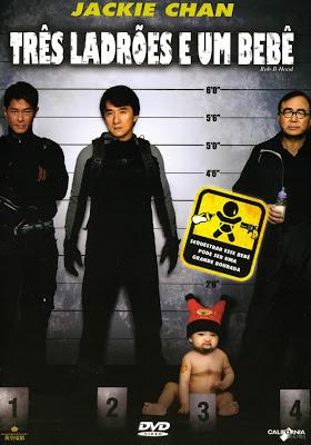 Três Ladrões e Um Bebê - DVDRip Dublado