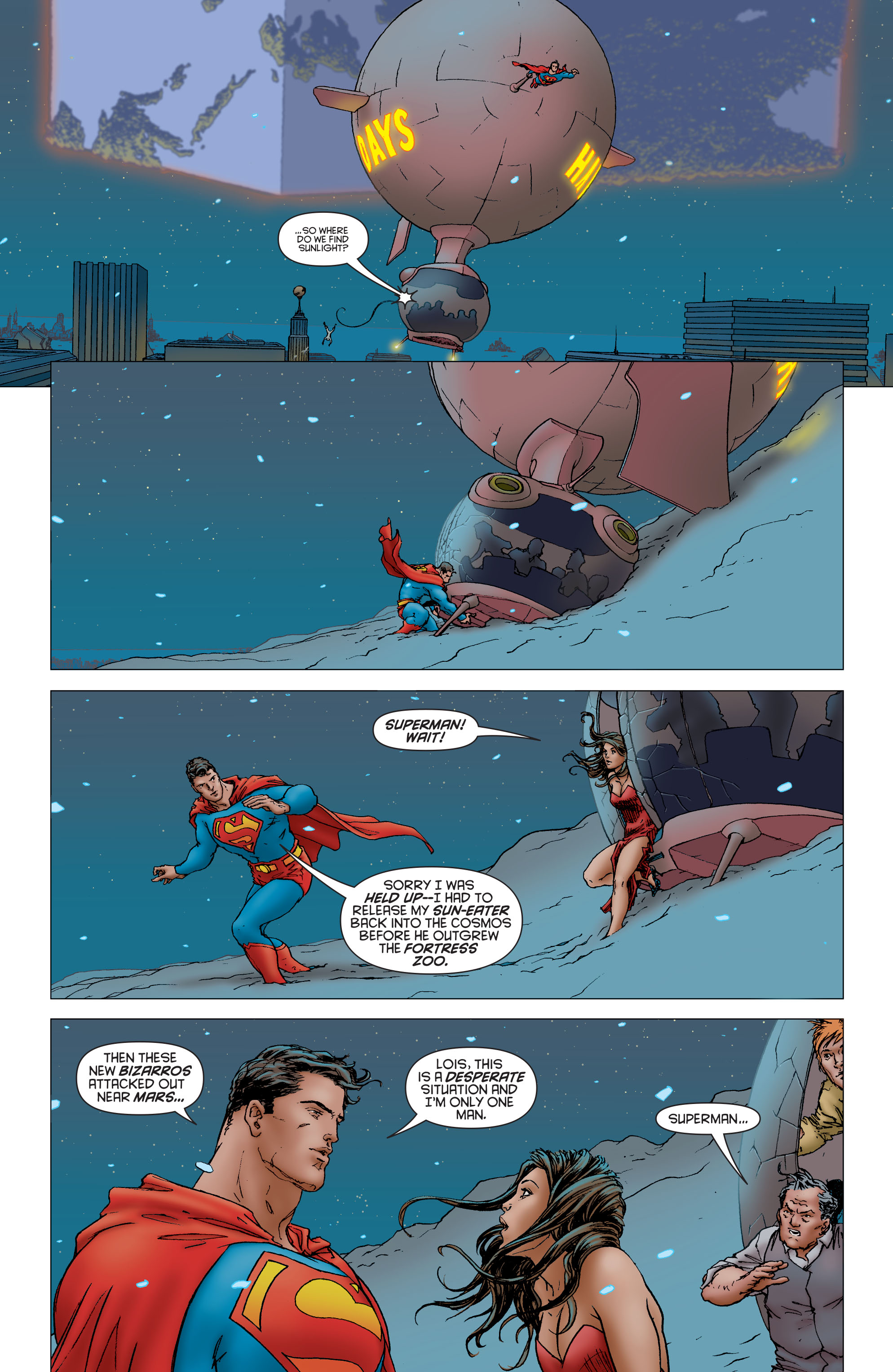 Read online All Star Superman comic -  Issue #7 - 15