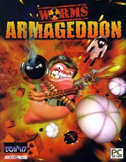 worm Armageddon pc full version