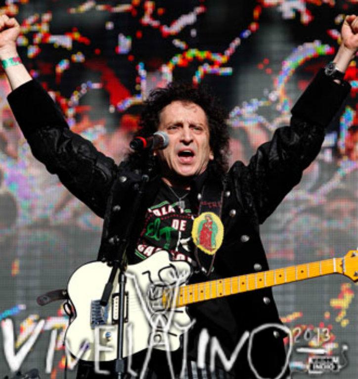 El Tri - En vivo Vive Latino (2013) (Album / Disco Oficial)