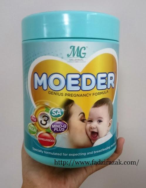 Moeder Genius Pregnancy Formula