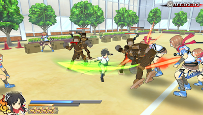 Download Senran Kagura Shinovi Versus Full Version