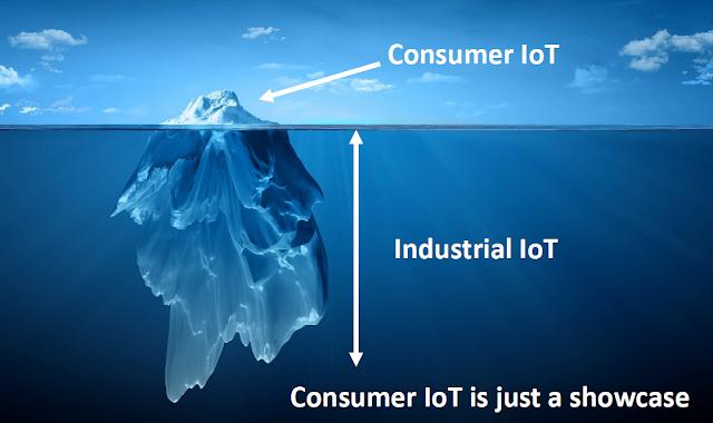 Операторы сотовой связи готовятся хорошо заработать на индустриальном IoT