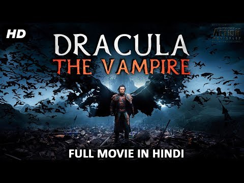 DRACULA THE VAMPIRE (2018) Hindi Dubbed 250MB HDRip 480p x264
