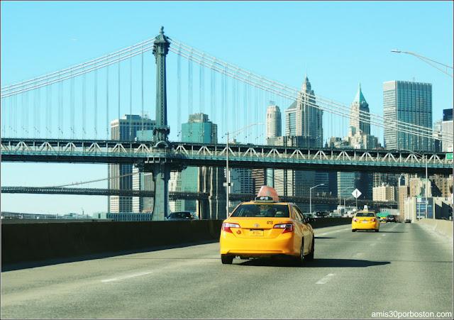 Viaje a Nueva York en el Fin de Semana de Presidents' Day