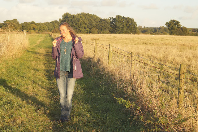 Lighthouse clothing Lana blackberry jacket review