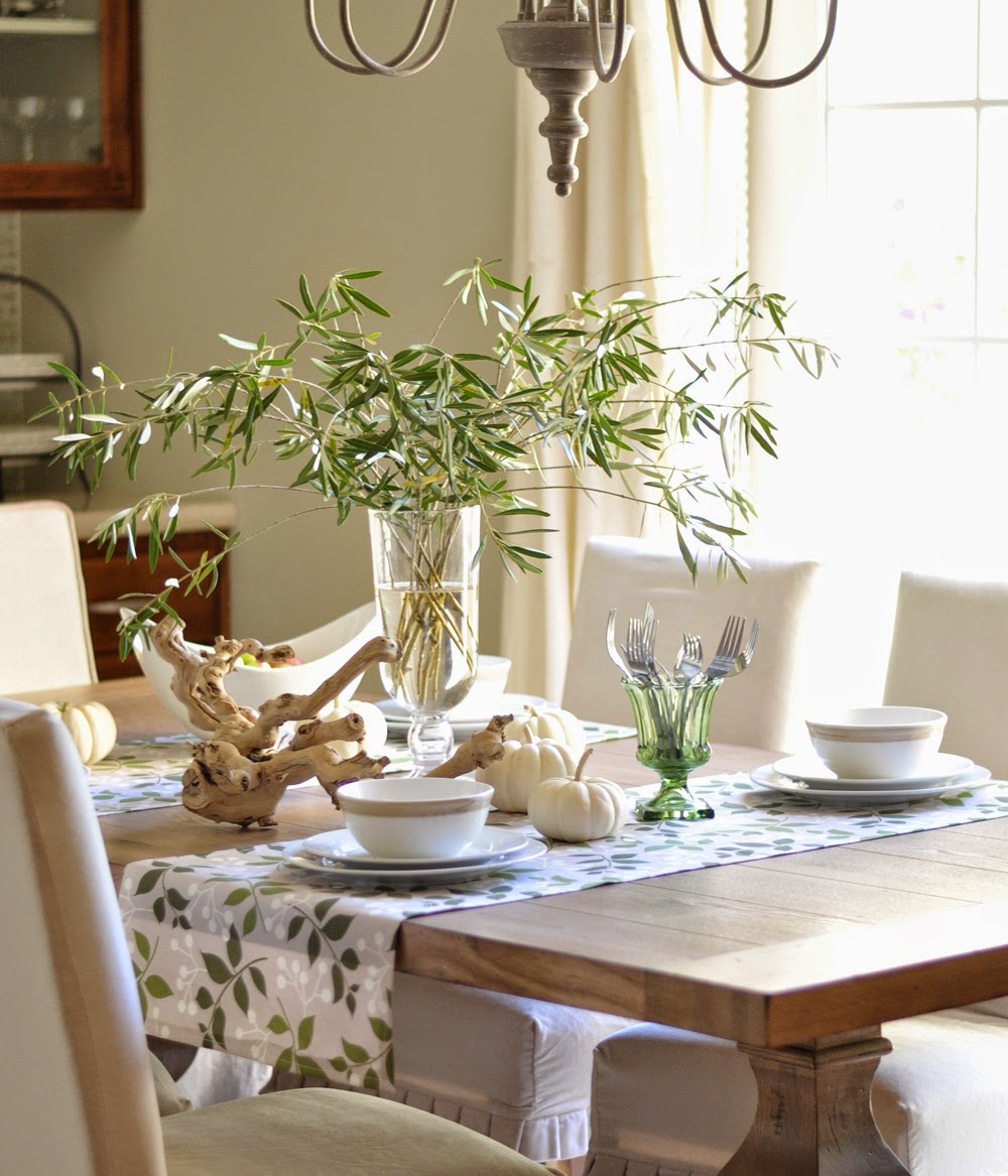 Beautiful Casual Dining Room: Home Priority: Beautiful Table Setting Ideas