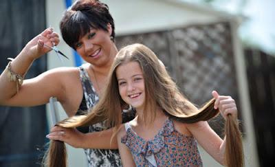 Cara Agar Rambut Cepat Panjang dan Sehat Secara Alami
