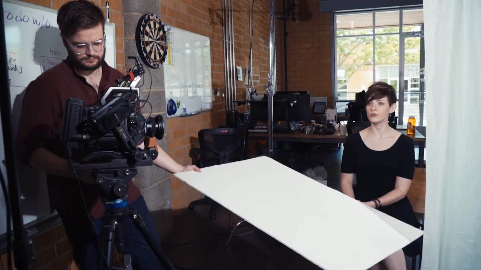Tips For Lighting And Shooting Interviews