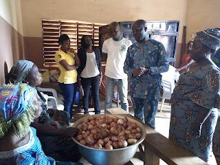Seasoning broth: adding value to soy