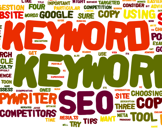 cara meletakkan kata kunci untuk optimasi website