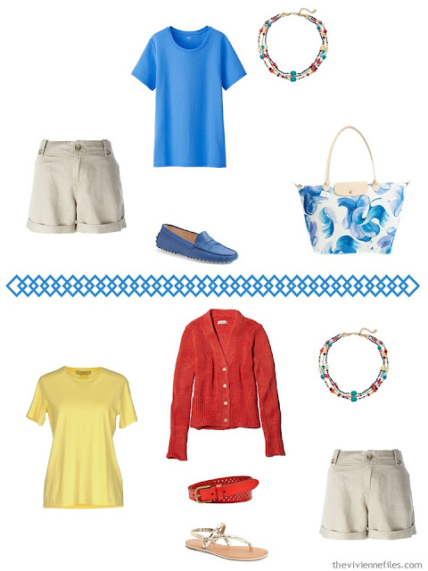 How to Build a Travel Capsule Wardrobe by Starting with Art: Gulf of Saint Tropez by Claude Matisse