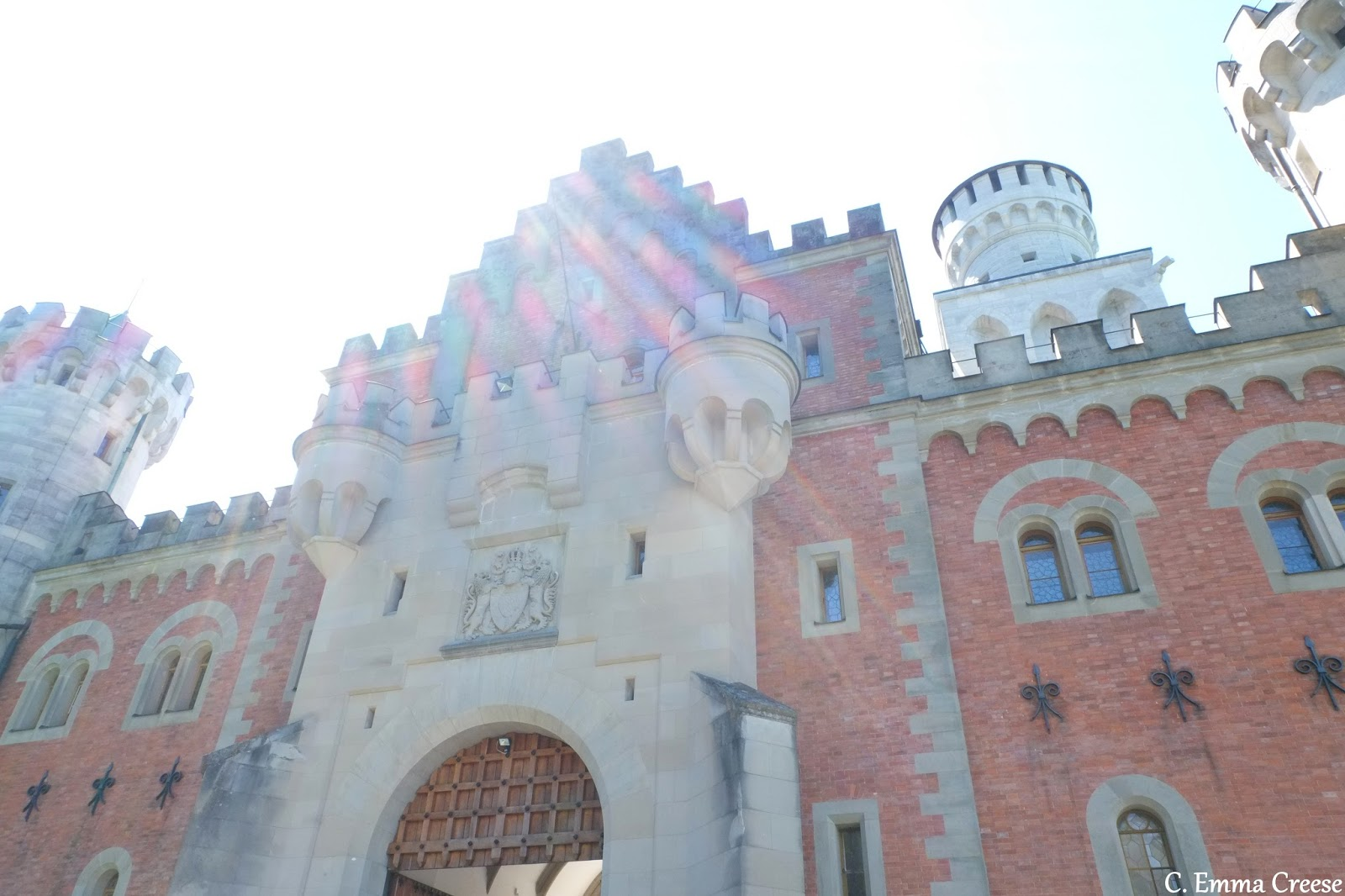 Neuschwenstein Castle Fussen Bavarian Germany Adventures of a London Kiwi