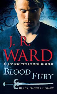 Book Review: Blood Fury (Black Dagger Legacy #3) by J. R. Ward | About That Story