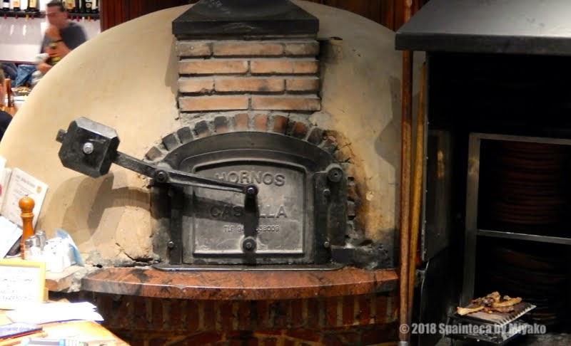 Lagar de Isilla スペインワインのアランダデドゥエロ名物仔羊の窯焼きの釜