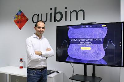 El fondo Tech Transfer UPV realiza su primera inversión en QUIBIM