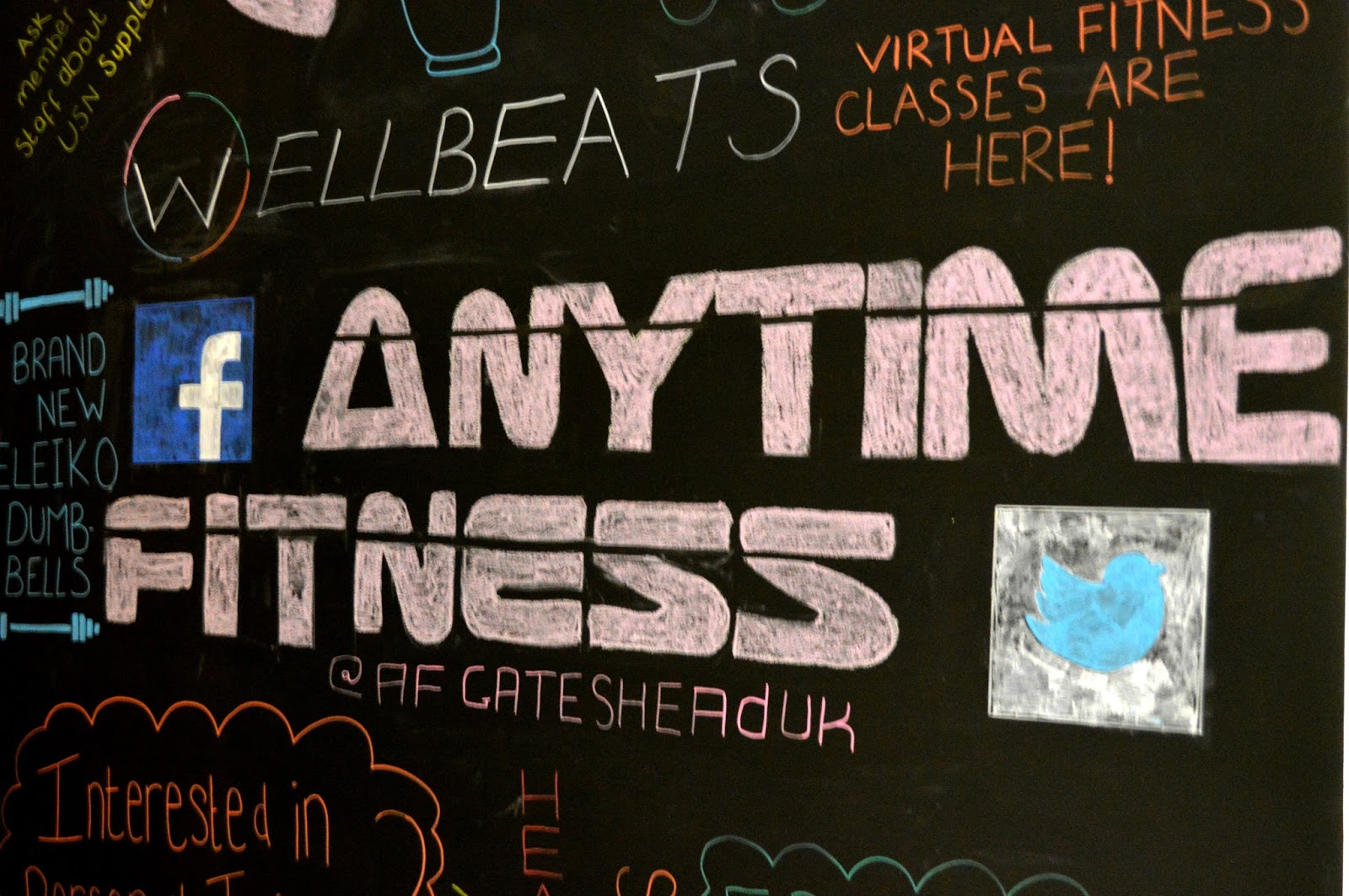 Anytime Fitness: Gateshead Review