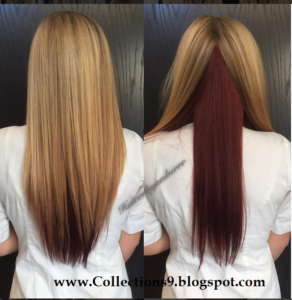 Popular Ombre Hair Colors Hairstyles Trend 2016 2017