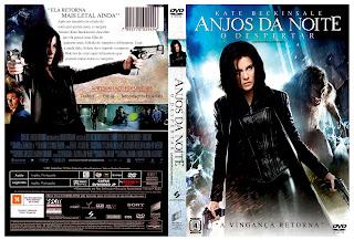 Resultado de imagem para anjos da noite guerras de sangue dvd