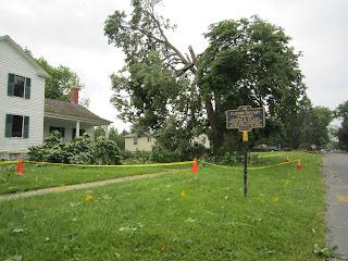 Elizabeth Cady Stanton House Reopens After Storm