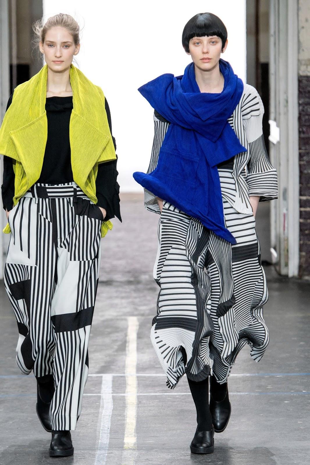 482a742f0c19a PFW FW 2019/2020: Issey Miyake - High on Fashion