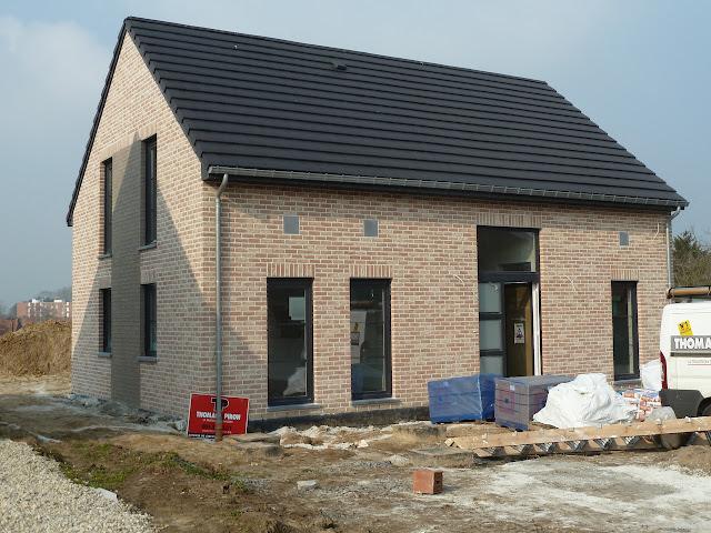 la construction de notre maison rejointoiement et raccordement l 39 eau. Black Bedroom Furniture Sets. Home Design Ideas