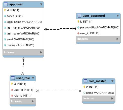 Java, Swing, JavaFX, NetBeans: Spring Security