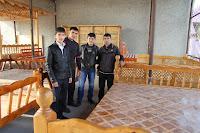 Uzbekistan, Marghilan, topchan factory, © L. Gigout, 2012