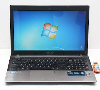Laptop Gaming Asus K55VJ bekas