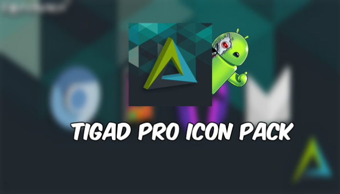 Tigad Pro Icon Pack v2.0.8 [Patched] Apk