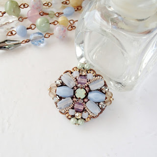 pastel color jewellery