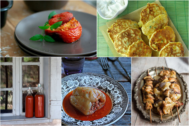 Sezonski recepti za septembar, slana jela
