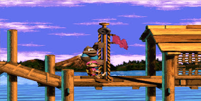 Donkey Kong Country 3: Dixie Kong's Double Trouble - Captura 4