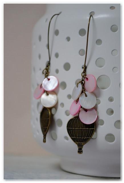 bijoux montgolfières vintage