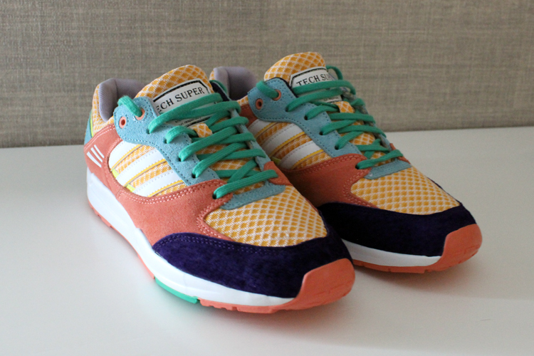 1aaddd528ca sapatilhas.sneakers Adidas Tequila Sunrise by Prof