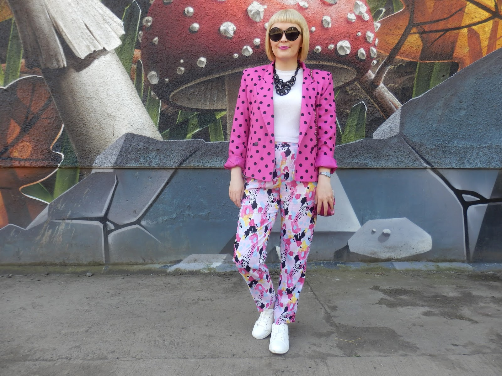 Glasgowfashiongirl - Dotty About Vintage