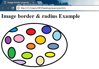 CSS-image-border-example