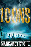 Review: Icons by Margaret Stohl