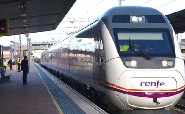 Viajar en tren a Alicante